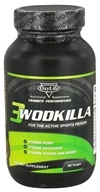 OxyLife Products - Wodkilla Pre-Workout Booster - 60 Vegetarian Capsules (697983202202)