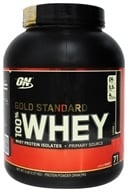 Optimum Nutrition - 100% Whey Gold Standard Protein Coffee - 5 lbs. (748927027211)