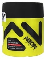 Neon Sports - Volt Pre-Workout Electric Punch 36 Servings - 180 Grams (810390020188)