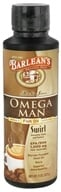 Image of Barlean's - Omega Man Fish Oil Swirl Mocha Java - 8 oz.