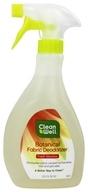 CleanWell - Botanical Fabric Deodorizer Fresh Meadow - 18.5 oz. by CleanWell