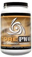 Core Nutritionals - Core PWO Post Workout Recovery Chocolate - 2.71 lbs. by Core Nutritionals