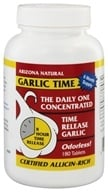 Arizona Natural - Garlic Time - 180 Tablet(s), from category: Herbs
