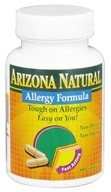 Image of Arizona Natural - Allergy Formula - 60 Capsules