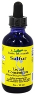 Eidon Ionic Minerals - Sulfur Liquid Concentrate - 2 oz.