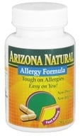 Arizona Natural - Allergy Formula - 20 Capsules CLEARANCED PRICED, from category: Herbs