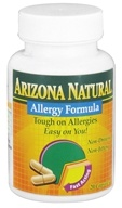 Arizona Natural - Allergy Formula - 20 Capsules CLEARANCED PRICED