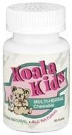 Arizona Natural - Koala Kids Multi-Herbal Chewable - 60 Tablet(s) CLEARANCED PRICED, from category: Herbs