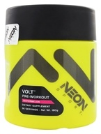 Neon Sports - Volt Pre-Workout Watermelon 36 Servings - 180 Grams by Neon Sports