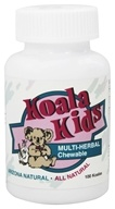 Arizona Natural - Koala Kids Multi-Herbal - 100 Tablet(s) (046802605104)