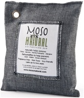 Moso Natural - Air Purifying Bag Charcoal - 200 Grams by Moso Natural