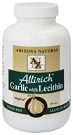 Arizona Natural - Allirich Garlic with Lecithin - 200 Capsules - $13.85