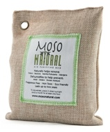 Moso Natural - Air Purifying Bag Fragrance Free Natural - 200 Grams