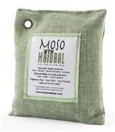 Moso Natural - Air Purifying Bag Green - 200 Grams