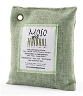 Moso Natural - Air Purifying Bag Fragrance Free Green - 200 Grams