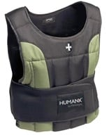 Image of Harbinger - Humanx 20 lb Weight Vest