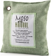 Moso Natural - Air Purifying Bag Fragrance Free Green - 500 Grams