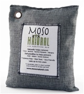 Moso Natural - Air Purifying Bag Charcoal - 500 Grams