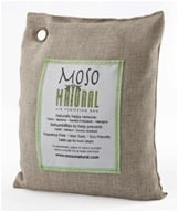 Moso Natural - Air Purifying Bag Fragrance Free Natural - 500 Grams