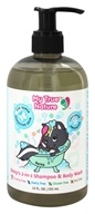 Image of My True Nature - Daisy's 2-In-1 Shampoo & Body Wash Unscented - 12 oz.