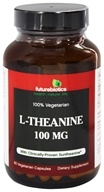 Futurebiotics - L-Theanine 100 mg. - 60 Vegetarian Capsules (049479006571)