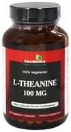 Futurebiotics - L-Theanine 100 mg. - 60 Vegetarian Capsules by Futurebiotics