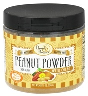 FunFresh Foods - Dowd & Rogers Peanut Powder with Cacao - 7 oz. by FunFresh Foods