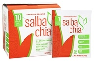 Salba Smart - Salba Chia Premium Ground Boost - 10 x 0.5 oz. Packets
