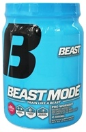 Image of Beast Sports Nutrition - Beast Mode Pre-Workout Pink Lemonade 45 Servings - 650 Grams