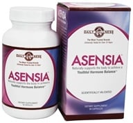 Daily Wellness Company - Asensia Youthful Hormone Balance - 90 Capsules - $29.99
