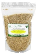 Sproutman - Organic Sprouting Hard Red Wheat Seeds - 32 oz.