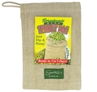 Sproutman - Hemp Sprout Bag - 1 Bag by Sproutman