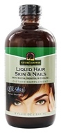 Nature's Answer - Liquid Hair, Skin & Nail Enhancer - 8 oz., from category: Nutritional Supplements