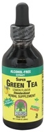 Image of Nature's Answer - Super Green Tea Alcohol-Free Extract Lemon - 2 oz.