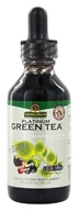 Nature's Answer - Platinum Green Tea With Orac Super 7 Mixed Berry - 2 oz. by Nature's Answer