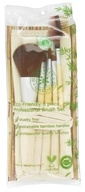 Honeybee Gardens - Eco-Friendly Professional Cosmetic Brush Set - 6 Piece(s) (665013122226)