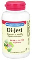Nature's Answer - Di-Jest Herbal Blend - 90 Vegetarian Capsules (083000160448)