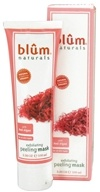 Image of Blum Naturals - Exfoliating Peeling Facial Mask with Red Algae - 3.38 oz.