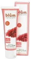 Blum Naturals - Exfoliating Peeling Facial Mask with Red Algae - 3.38 oz. (817505013042)