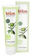 Image of Blum Naturals - Hand Cream with Jojoba Oil - 3.38 oz.