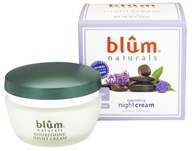Image of Blum Naturals - Nourishing Night Cream Lavender - 1.69 oz.