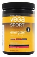 Vega Sport - Natural Plant Based Sugar Free Energizer Acai Berry - 4.5 oz., from category: Sports Nutrition