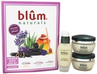 Image of Blum Naturals - Complete Facial Care Set - 3 Piece(s)