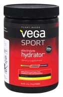 Vega Sport - Natural Plant Based Electrolyte Hydrator Lemon Lime - 6.2 oz.