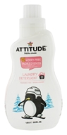 Image of Attitude - Baby Laundry Detergent 35 Loads Fragrance Free - 35.5 oz.