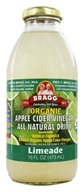 Organic Apple Cider Vinegar All Natural Drink Limeade - 16 fl. oz.
