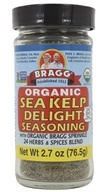 Bragg - Organic Sea Kelp Delight Seasoning - 2.7 oz., from category: Health Foods