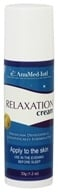 AnuMed - Relaxation Cream Travel Size - 1.2 oz., from category: Homeopathy