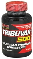 SAN Nutrition - Tribuvar Bulgarian Tribulus Terrestris 500 mg. - 90 Tablets by SAN Nutrition