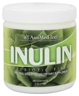 AnuMed - Inulin Prebiotic Fiber Powder - 6 oz. by AnuMed